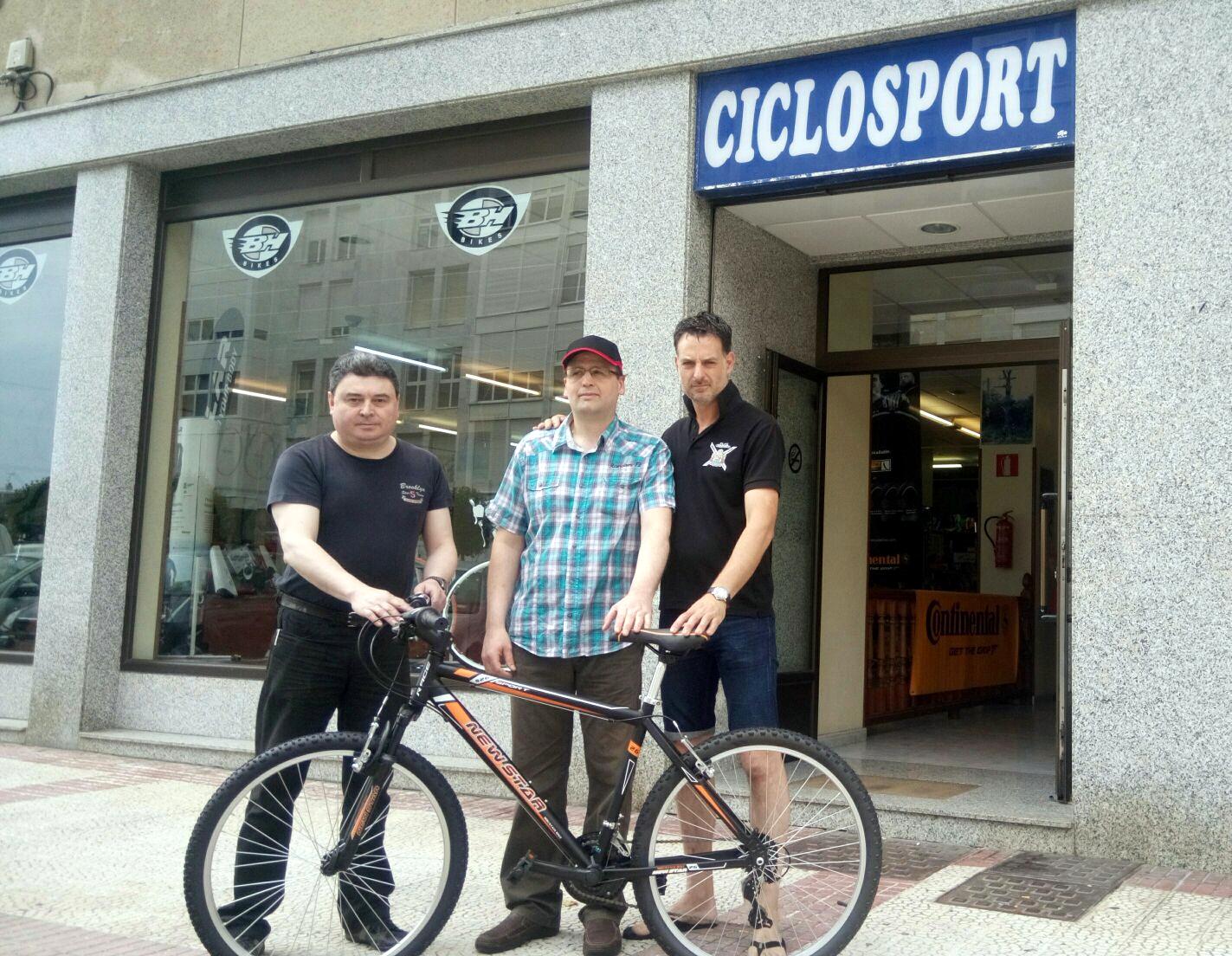ciclosport premio